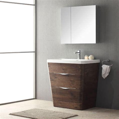 bathroom vanities 31 inch acqua milano 31 inch modern bathroom vanity rosewood finish
