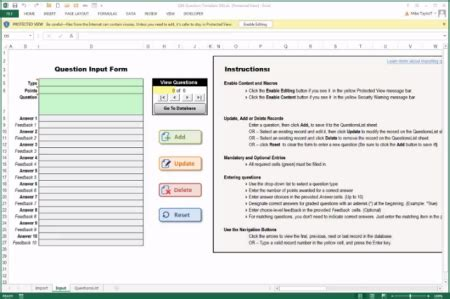 Excel Spreadsheet Questions by 301 Moved Permanently