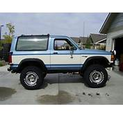 Ford Bronco Ii Photos Informations Articles  BestCarMagcom