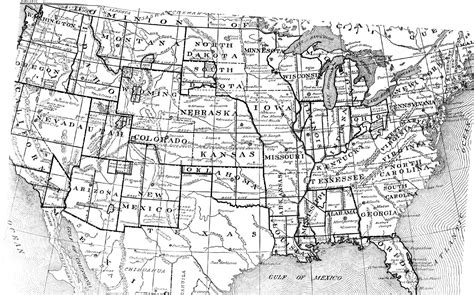 map of us showing state lines united states digital map library about