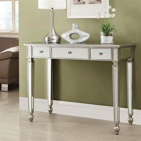Mirrored Vanity With Drawers by Impressions Vanity Co Mirrored Vanity Table