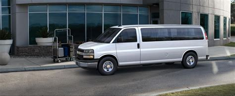 Chevrolet Express 2020 by 2019 Chevrolet Express 3500 Passenger Engine Redesign
