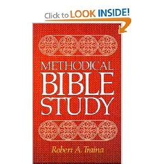 Methodical Bible Study methodical bible study talbot davistalbot davis