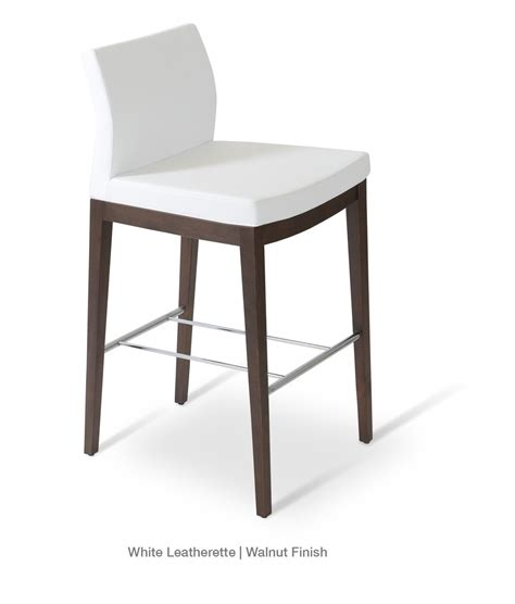 Low Back Wood Counter Stools by Pasha Low Back Wood Stool Sohoconcept Bar Stools