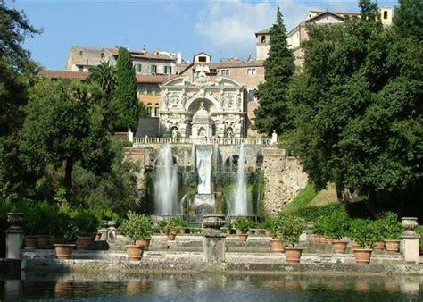 giardini di tivoli roma day trip from rome tivoli