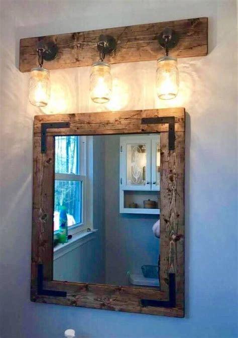 Diy Bathroom Mirror Ideas by 17 Diy Vanity Mirror Ideas To Make Your Room More