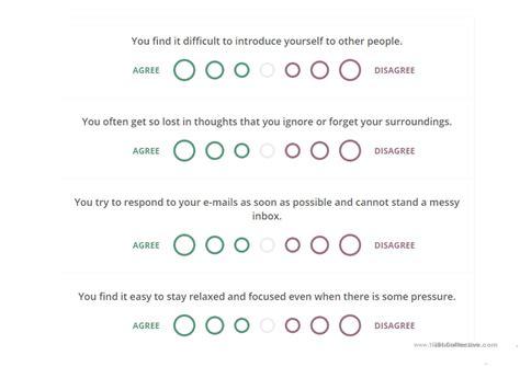 printable version of myers briggs short myers briggs personality test worksheet free esl