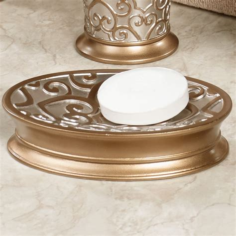 silver and gold bathroom accessories allure silver and gold bath accessories