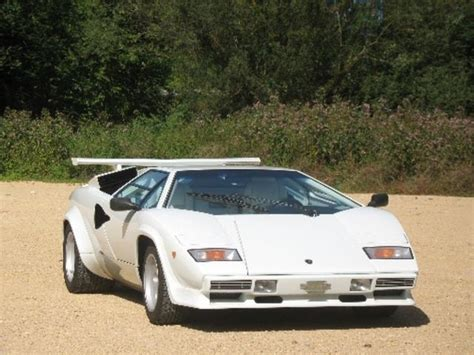 1988 Lamborghini Countach For Sale 1988 Lamborghini Countach Exterior Pictures Cargurus