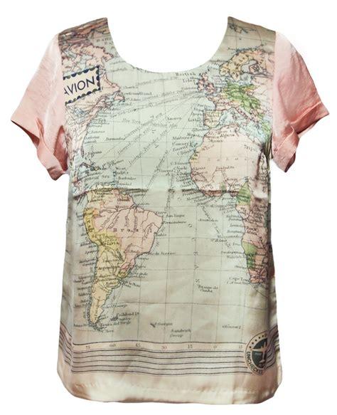 Tshirt World Map things worldmap t shirt ros 233 xl born2style fashion