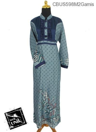 Sarimbit Gamis Syari Sarimbit Semi baju batik sarimbit gamis semi motif jagad truntum gamis batik murah batikunik