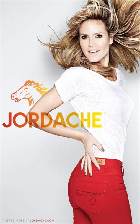 Heidi Klum By Jordache The Denim Collection 2 by Heidi Klum For Jordache Photos Heidi Klum Returns As