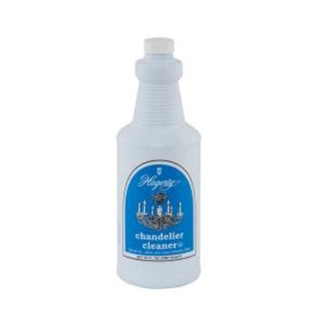 Chandelier Cleaner Hagerty Chandelier Cleaner Refill 91321 The Home Depot