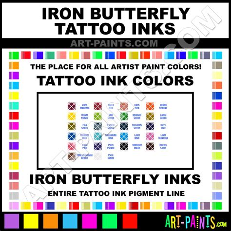 iron butterfly tattoo pea green ink ink paints ink ib pg pea green