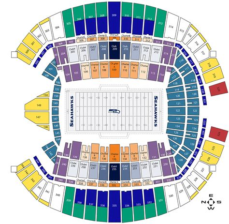 centurylink field map centurylink field seating chart centurylink field tickets centurylink field seattle tickets