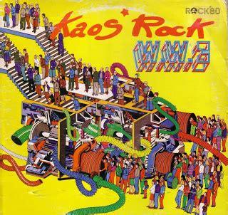 Kaos Band Radio 08 radio molotov kaos rock w w 3 1980