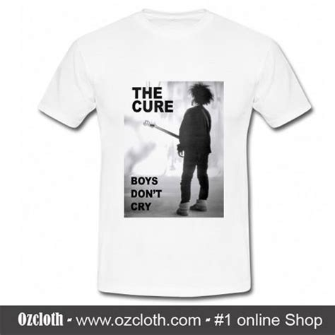 The Cure Boys Dont Cry Shirt the cure boys don t cry t shirt website name