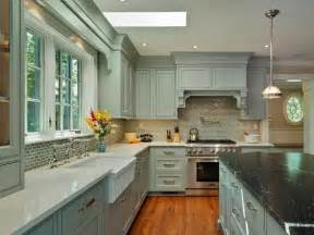Grey Blue Kitchen Cabinets by Photos Hgtv