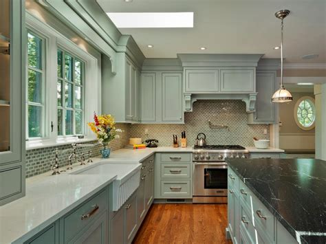 is painting kitchen cabinets a good idea diy painting kitchen cabinets ideas pictures from hgtv