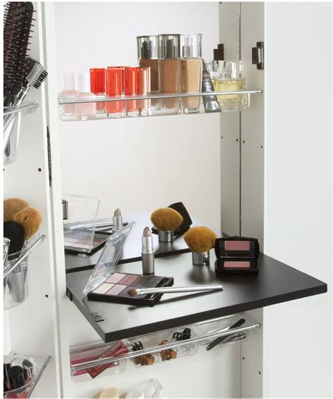 Makeup Vanity Table Only Makeup Organizer With Vanity Table Only 135 99 Reg 299 95