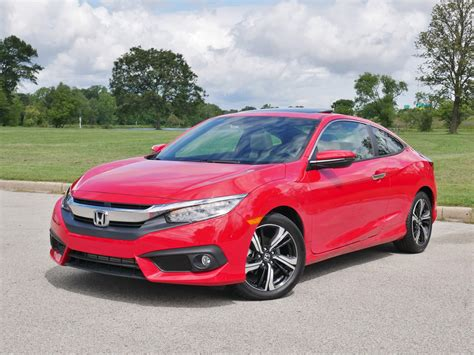 Two Door Honda Civic by 2017 Honda Civic Coupe 1 5t Touring Compact Door