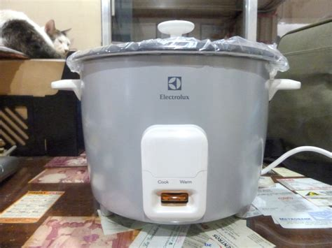 Rice Cooker 1 8 L Electrolux Electrolux 1 8l Rice Cooker Cebu Appliance Center