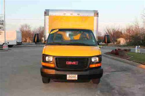 repair anti lock braking 2010 gmc savana 3500 spare parts catalogs buy used 2009 gmc savana 3500 cube van box truck 91 000 miles factory warranty 2008 2010 in