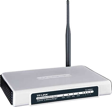Router Wifi Tp Link Surabaya sg tp link td w8920g dsl wireless router