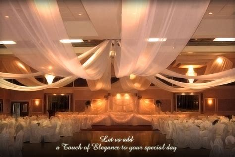 Touch Of Elegance Wedding Niagara Wedding Decorations | niagara wedding decorations bridal decor designs