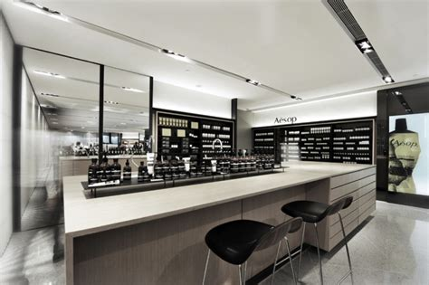 concept design with a living lab approach aesop lab concept by cheungvogl architects hong kong