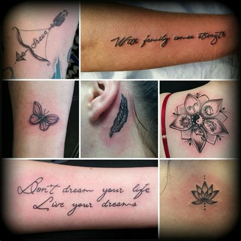 womens small tattoos 31 most popular small ideas to bookmark right now