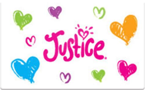 Justice E Gift Card - buy justice gift cards raise