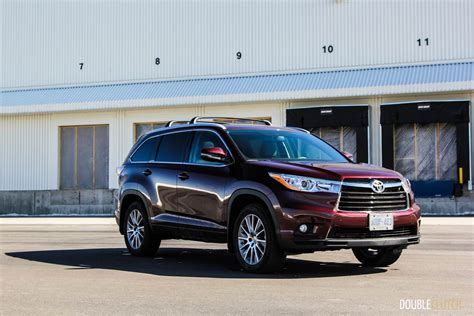 2015 Toyota Highlander Xle Review 2015 Toyota Highlander Xle Awd Review
