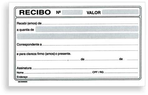 ejemplos de un recibo de dinero jose s baena h noviembre 2012