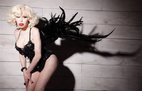 Amanda Lepore To Appear In Buzzworthy New by 171 Polina Roytman