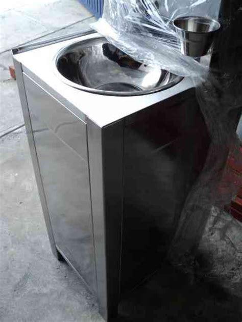 lavabo portatil lavabo portatil autonomo de acero inoxidable 0453312647143