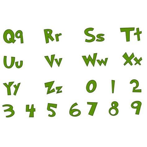 printable grinch font thr grinch alphabet font printable grinchmas 5 best