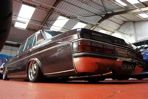 Topi Trucker Tntt I School nissan president oldschool vip v8 lowrider luxury limousine driftworks forum