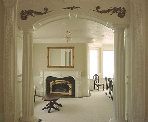 Home Interior Arch Design by Pillar The Column Supporting The Arch For The Home