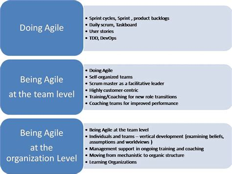 agile approaches on large projects in large organizations books an organization development od approach to agile adoption