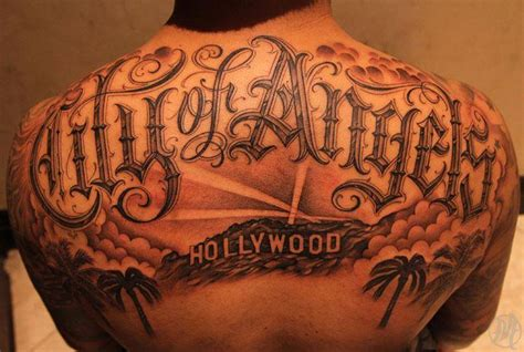city of angels tattoo los angeles ideas photos of los angeles tattoos