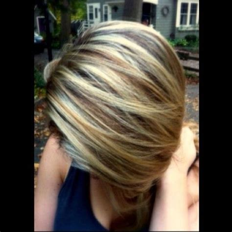 pic of blonde hair w lowlights fresh color for fall blonde highlights caramel