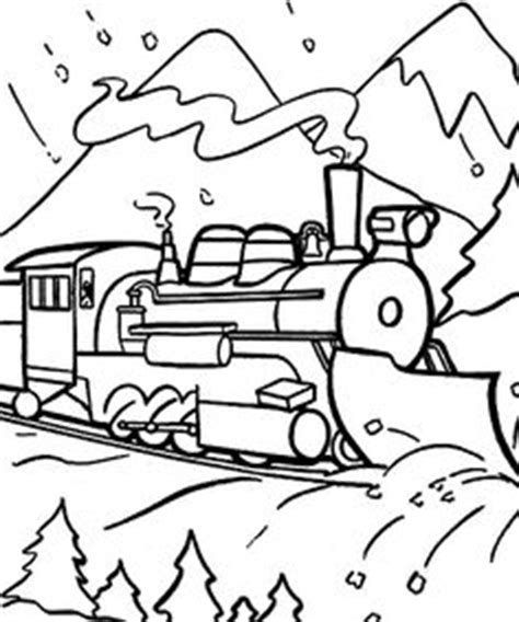polar express coloring pages pdf entertaining polar express party on pinterest 25 pins
