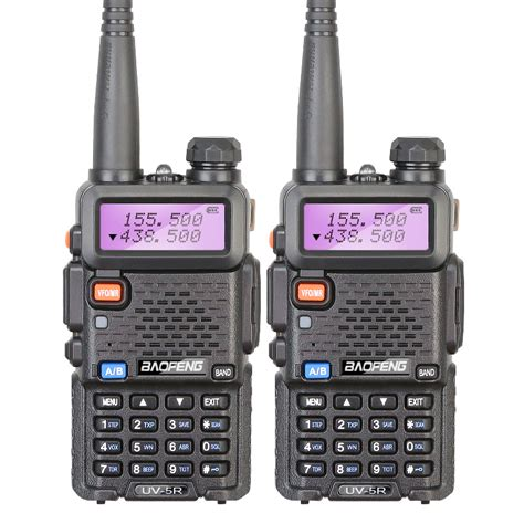 Best Quality Taffware Walkie Talkie Dual Band Radio 8w 128ch Uhf Vhf best selling quality 2pcs 5w dual band vhf uhf ham professional 2 way radio free headset in