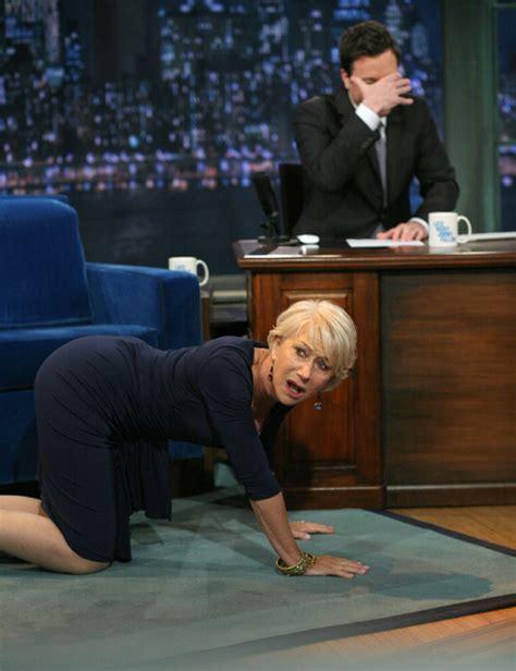 Helen Mirren's greatest photo opportunites