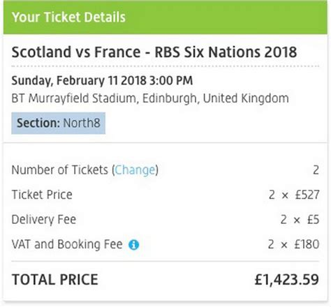 go fan high tickets scots rugby bosses failing fans over ticket resales with