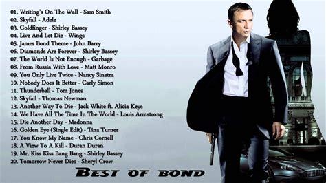 best james bond music best of bond top 20 songs james bond movies james