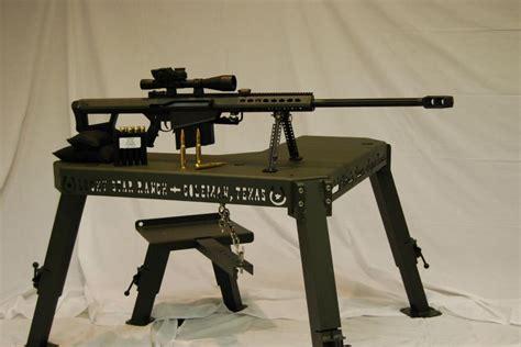 aluminum shooting bench anyone heard of konig jager super bench bombproof