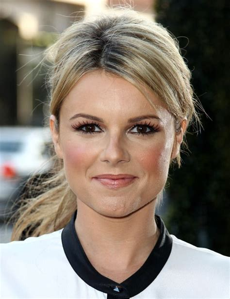 allie on e news ally fedotowsky haircut 7 best images about celeb style on