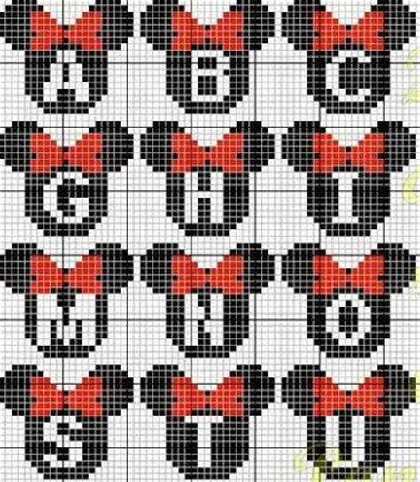 hama bead letter templates mickey minnie mouse personalized perler by lotsofstuffandsuch perler